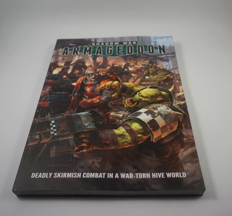 Shadow War Armageddon Cover